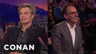 Timothy Olyphant: Executive Producers Do Nothing - CONAN On TBS