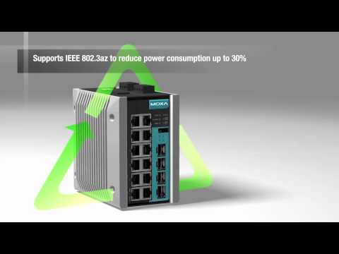 Introducing the Next Generation of Industrial Ethernet Switches