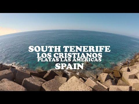 Personal Travel: South Tenerife (Los Cristianos & Playas Las Americas)
