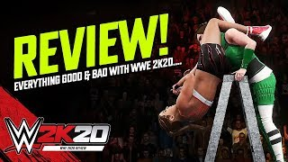 WWE 2K20 Review: Everything Good & Bad With WWE 2K20... (Honest Review)