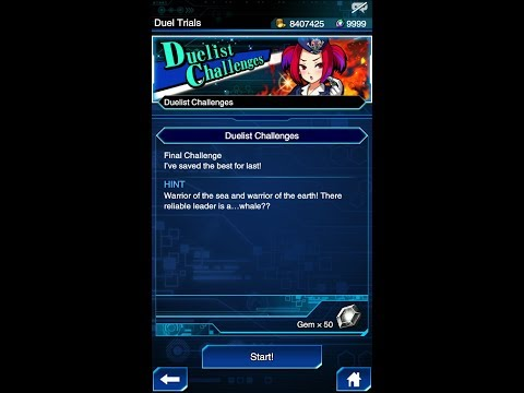 Yugioh Duel Links - Duelist Challenge #5 (Oct 29)