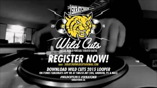 SKRATCHER - WILD CUTS 2015 - REGISTER PROMO