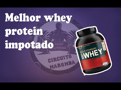 789a5c141 WHEY PROTEIN 100% GOLD STANDARD (OPTIMUM NUTRITION) - YouTube