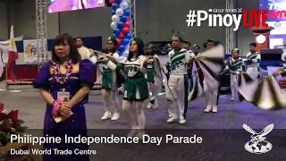Philippine Independence Day parade in Dubai