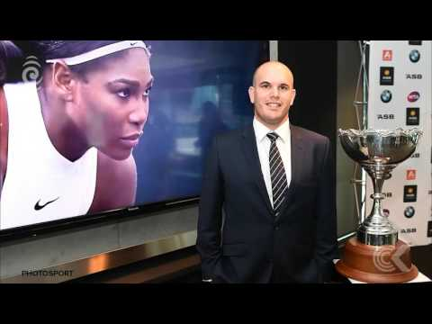 Serena Williams to head 2017 ASB Classic in Auckland