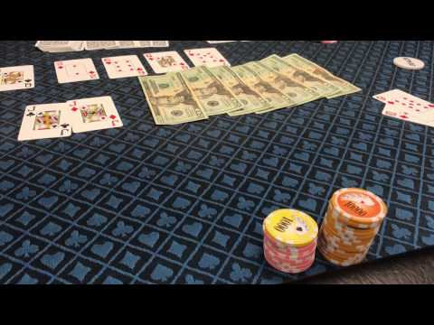 Small Tournament Poker Vlog - Pilot Episode