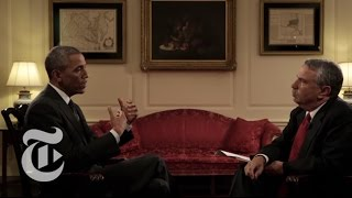 EXCLUSIVE OBAMA INTERVIEW: Iraqis' Squandered Opportunities | The New York Times