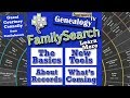 Inside Scoop About FamilySearch.org