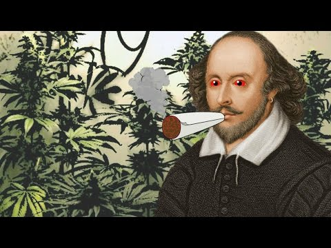 Shakespeare Was a Bisexual Stoner and Other Things You Never Learned in School