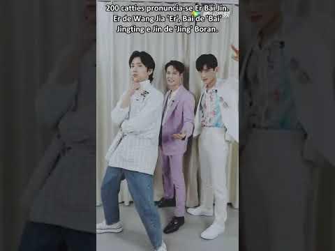 [PT - BR] Jackson Wang Retorna para 6 Temporada de Go Fridge Apresentando Bai Jingting & Jing Boran from YouTube · Duration:  37 seconds