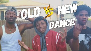 Old School VS New School DANCE BATTLE! @YvngHomie