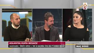 Maç Günü | Sivas Belediyespor Maç Önü (28 Kasım 2017)
