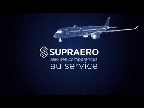 Supraero - The aerospace distributor.