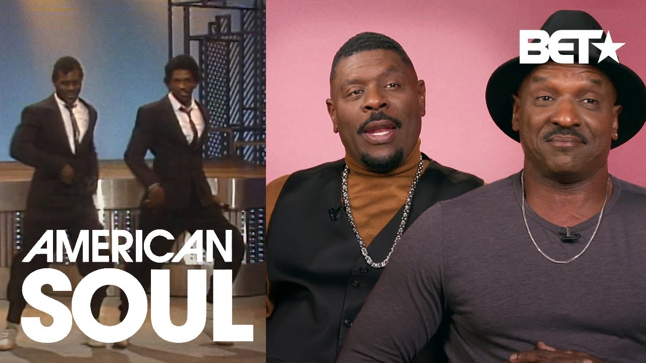 Original Soul Train Dancers Fanta-C & Diesel Recall Being Different & Gaining Careers From The Show