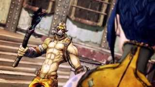 Borderlands 2 - 'A Meat Bicycle Built For Two' Krieg Story Trailer - Eurogamer