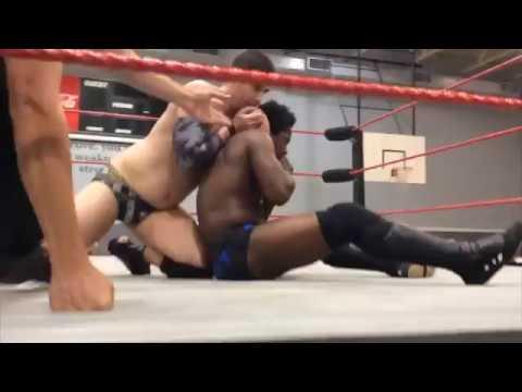 Pro Wrestling LaFayette: Jordan Kingsley vs. Jamie Hall