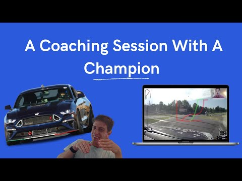 A Racers360 Coaching Session With A Champion - Buttonwillow Raceway Park
