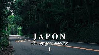 Japon : voyage de Tokyo à Osaka en stop ! Partie 1