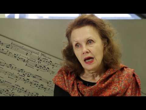 Kaija Saariaho - GIDEST Seminar Video