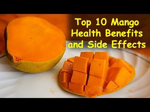 Top 10 Mango Health Benefits and Side Effects | Mango Nutrition | Health Tips