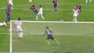 Barcelona - Chelsea 2-2. HD (24.04.2012)