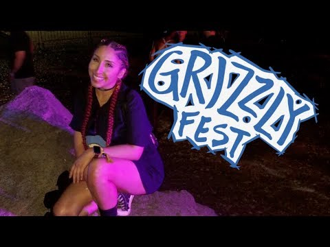 Carmen - Behind The Scene and More At Grizzly Fest 2019 With Carmen