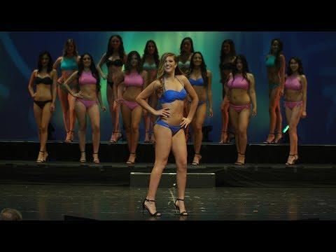 Miss Teenage Canada 2017 Swimsuit Dance Segment