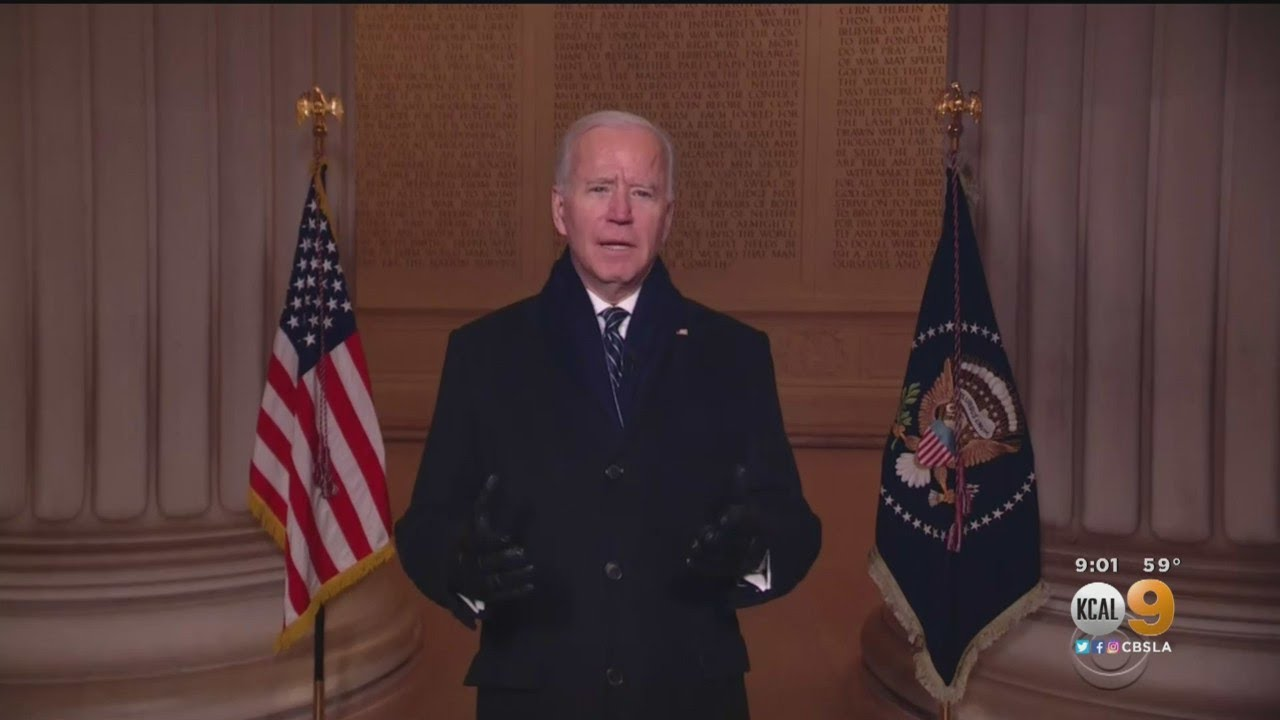 President Biden takes office, moving quickly to implement agenda