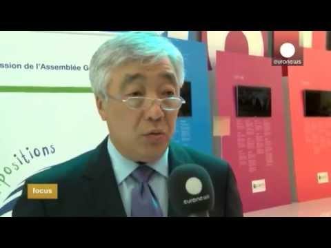 Euronews: Kazakhstan to showcase 'Future Energy' at Expo 2017