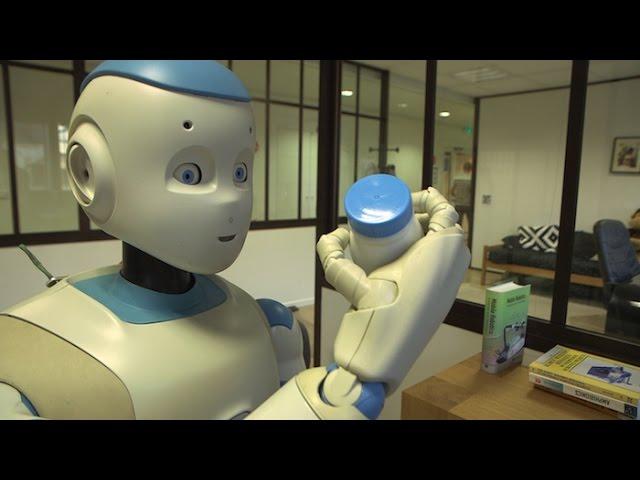 Ces robots humanoïdes qui changent la vie - Tout Compte Fait #TCF