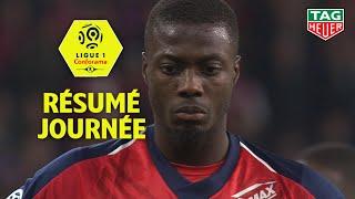 Résumé 17ème journée - 1ère partie - Ligue 1 Conforama / 2018-19