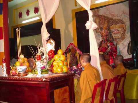 Lễ Khánh Thành chùa Phước Long - Chợ Mới - An Giang