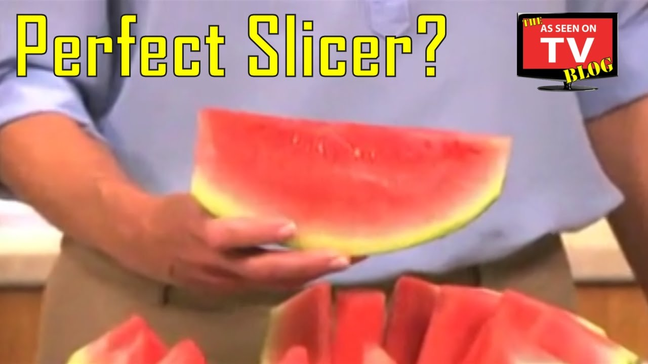 Perfect slicer as seen on tv commercial buy perfect slicer as seen on tv wate - Television but solde ...