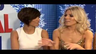 The Saturdays : Interview  95.8 Capital Fm´s Jingle Bell Ball 2011