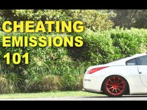 STRAIGHT PIPE PASSES EMISSIONS// PART 1