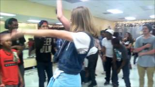 Repeat youtube video Bam vs. Benji | NaeNae Battle