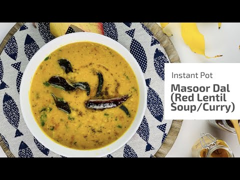 masoor-dal-tadka-in-instant-pot-(red-lentil-curry)-with-instant-pot-timings-in-description