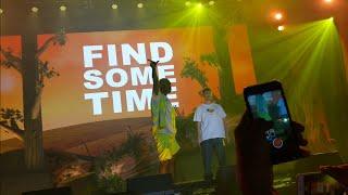 Tyler, The Creator - Boredom ft. Rex Orange County (Live @ Shrine Auditorium & Expo Hall 04/11/18)