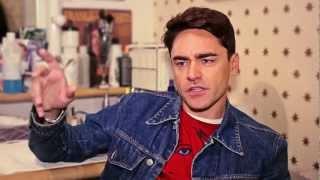 Jersey Boys London - Ryan Molloy on playing Frankie Valli