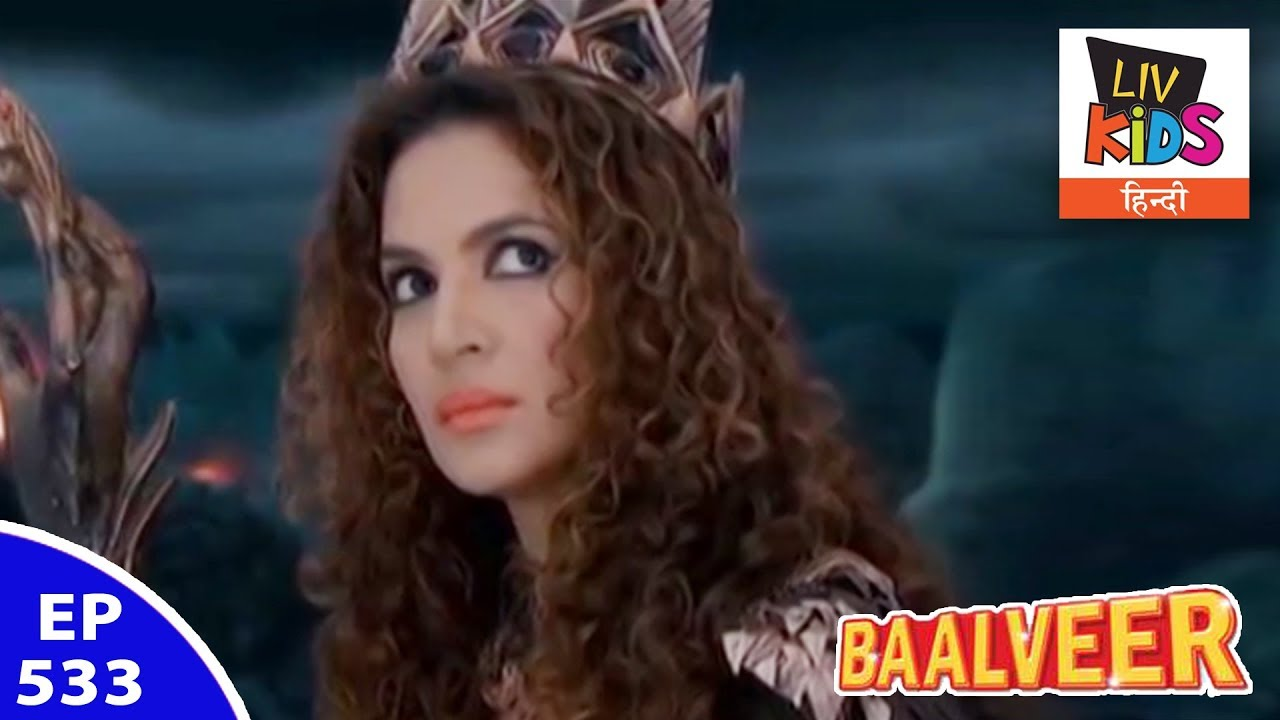 Baal Veer - बालवीर - Episode 533 - Bhayankar Pari Is Back