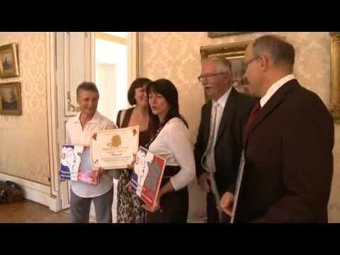 L'Association des anciens maires des Landes remet les Mariannes du civisme