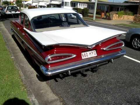Chevrolet belair 1959 ...