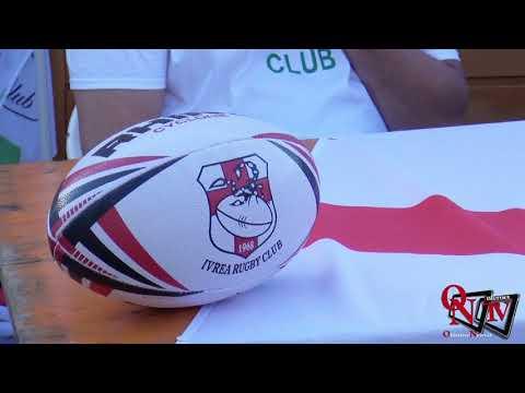 Rugby / Ivrea:  Presentato il nuovo Head Coach dell' Ivrea Rugby