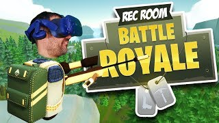 More Rec Royale. The Fortnite of Virtual Reality (With Friends) Rec Room