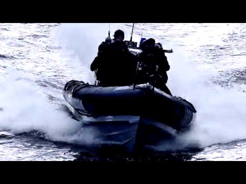 The Royal Marines of S Squadron, 43 Commando Fleet Protectio