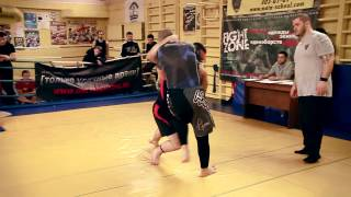 "NoGi Submission Wrestling ""Young Guns - 3"" Highlight"