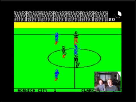Match Day Spectrum 48k