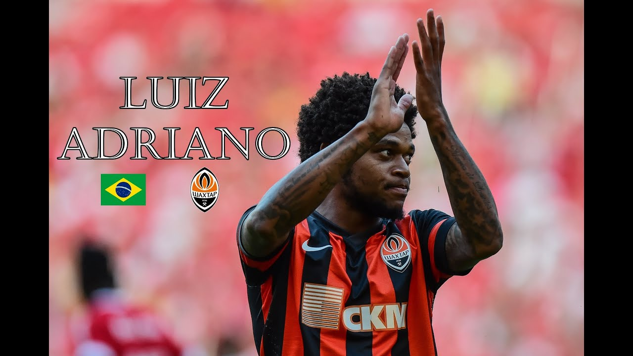 Luiz Adriano • All Goals in UCL 2014 2015 • Shakhtar Donetsk