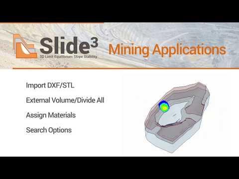 Slide3: Modelling An Open Pit Mine