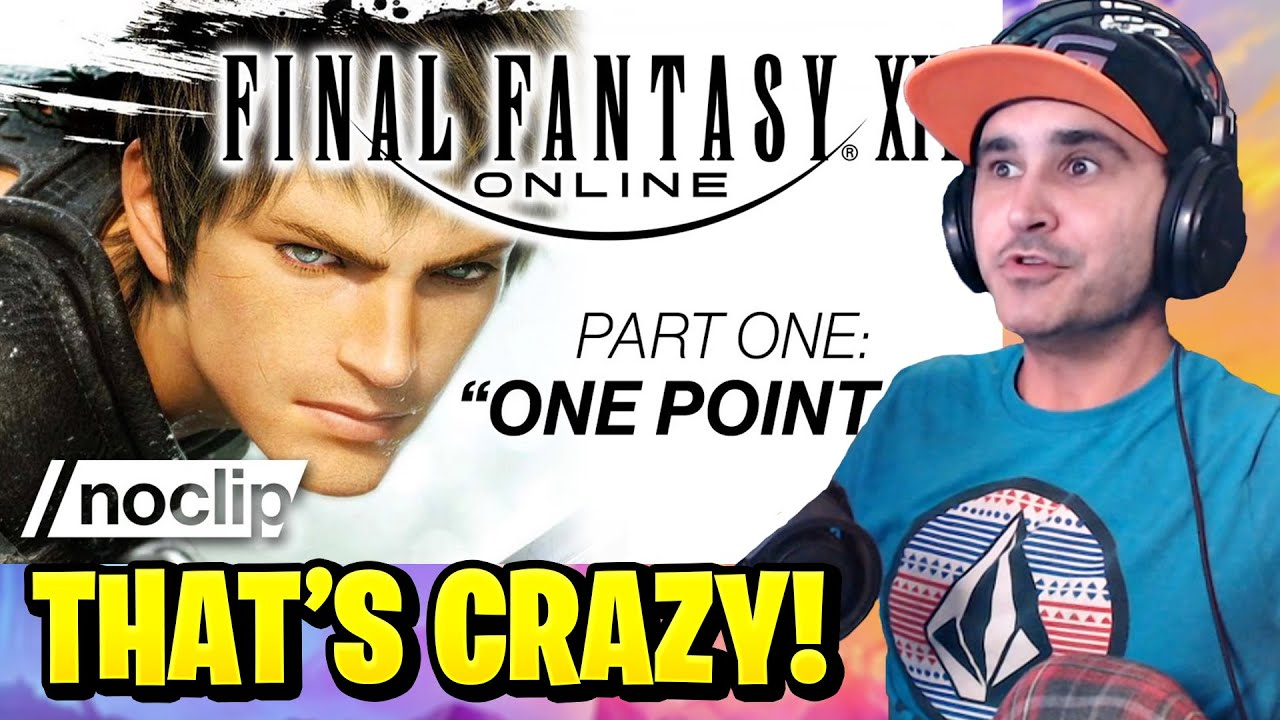 """Download Summit1g Reacts: FINAL FANTASY XIV Documentary Part #1 - """"One Point O"""""""
